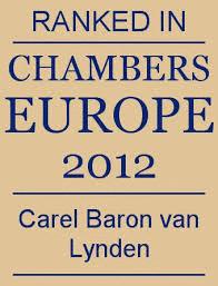 Carel van Lynden Chambers 2012