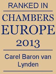 Carel van Lynden Chambers 2013
